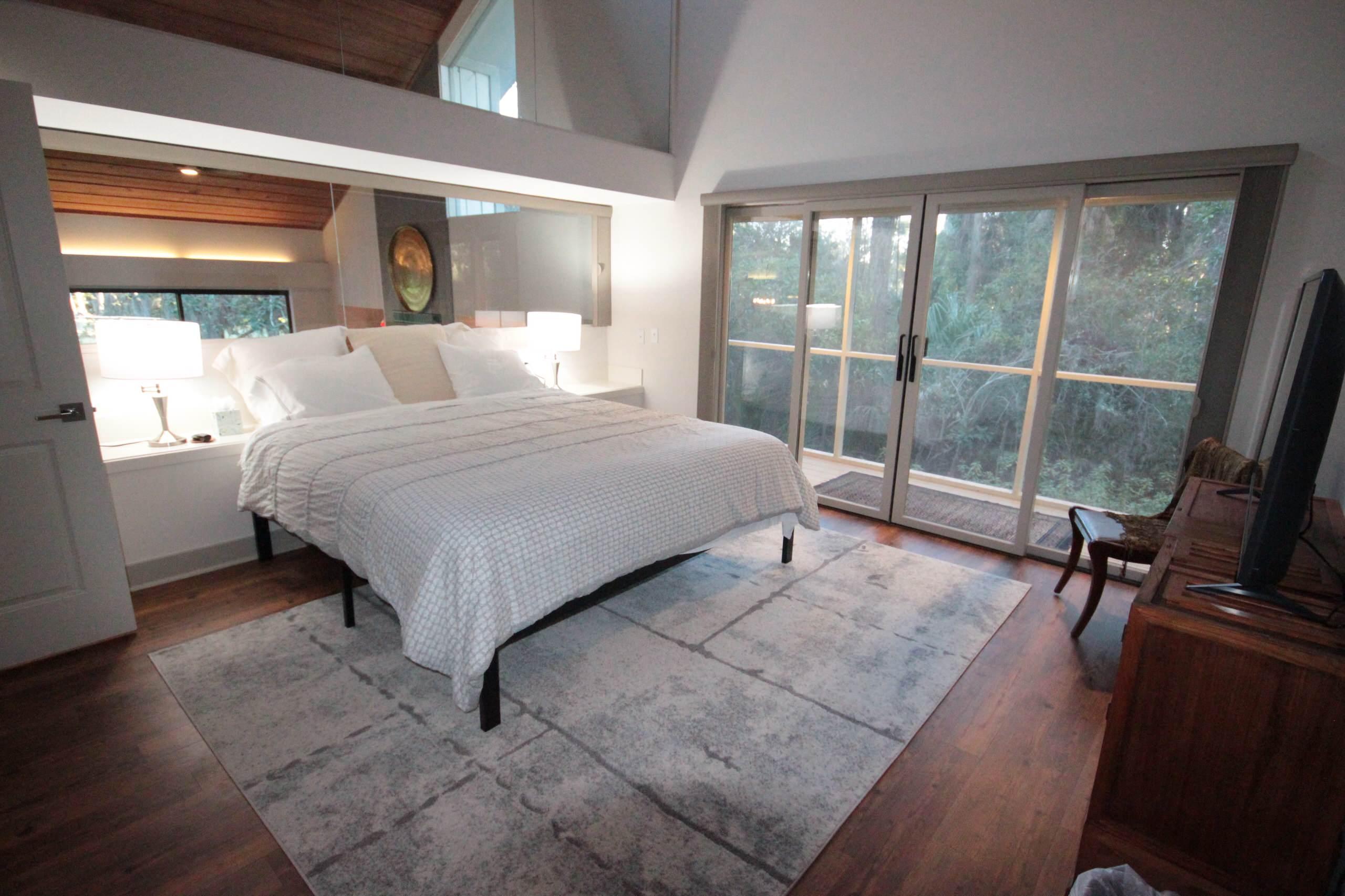 Remodeled Former Master Bedroom