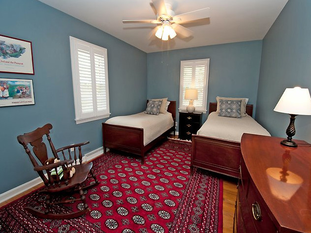 Remodeled Guest Bedroom traditional-bedroom