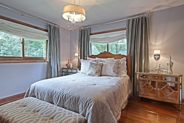 Remodelers' Showcase Home Before & Afters traditional-bedroom