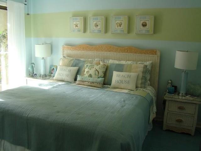 Residence #3 - Bedrooms tropical-bedroom