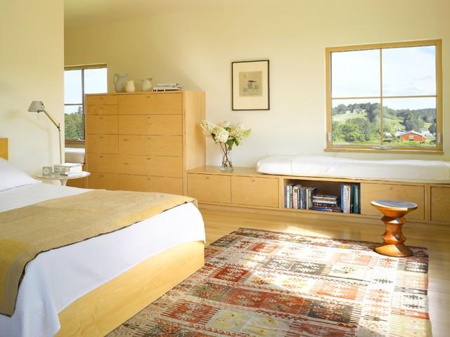 Residence Charlotte, VT farmhouse-bedroom