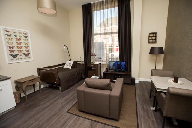 Residence Haganum contemporary-bedroom