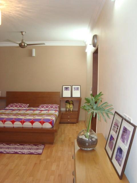 residence modern-bedroom