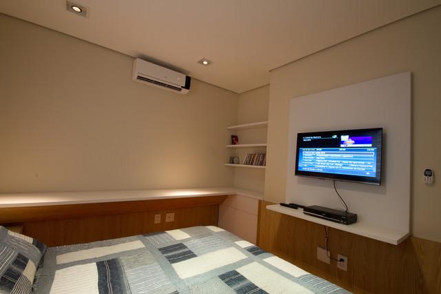 Residencia Tambore contemporary-bedroom