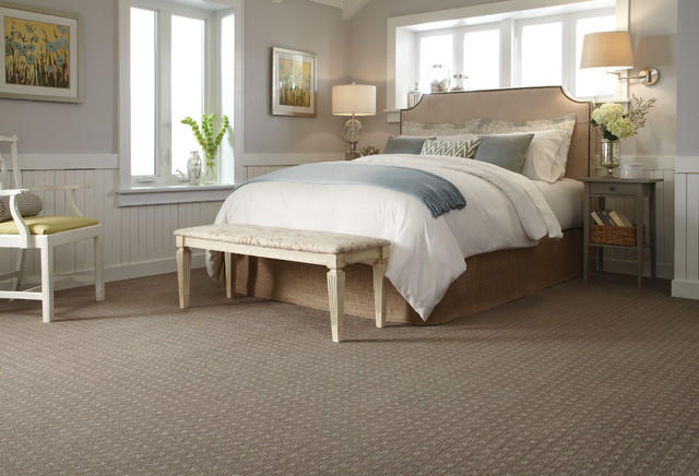 Residential Carpet Trends Beach Style Bedroom