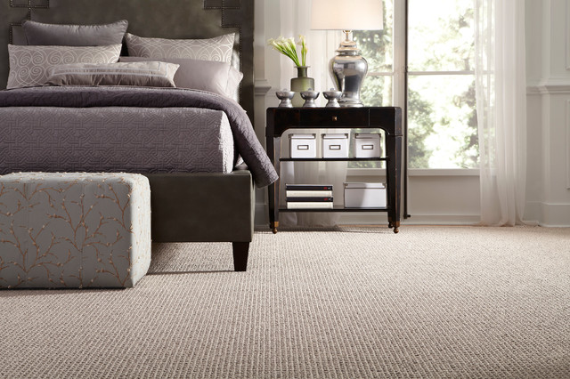 Residential carpet trends modern bedroom atlanta for Carpet colours for bedrooms