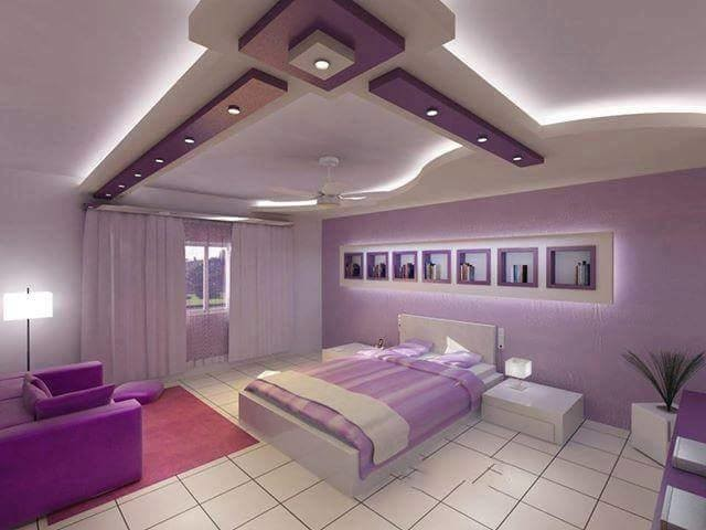 Residential Gypsum Designs 2016 Contemporary Bedroom Other By Gypsum Ceilings Interiors Ltd Houzz Uk