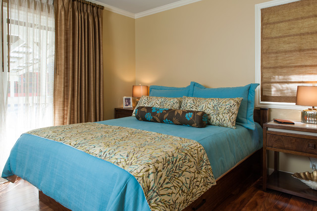 Residential Tropical Bedroom Hawaii By Interior Design Solutions Maui