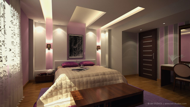 Residential Interiors Modern Bedroom Other By HM