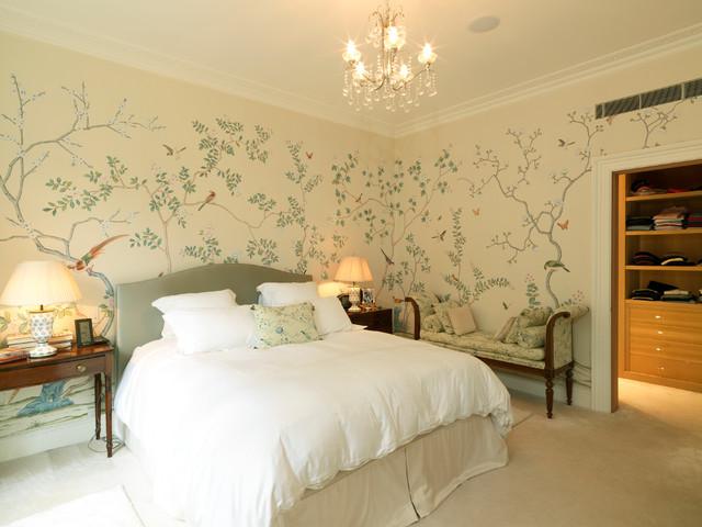 Wallpaper Bedroom | Houzz