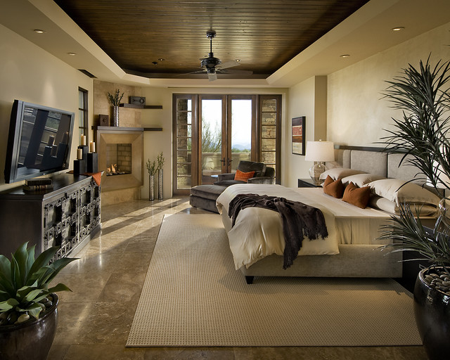 Residential contemporary-bedroom