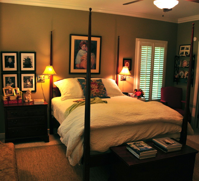 Residential Project traditional-bedroom