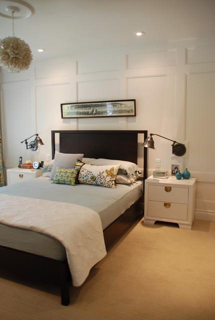 Restful Master Bedroom contemporary-bedroom