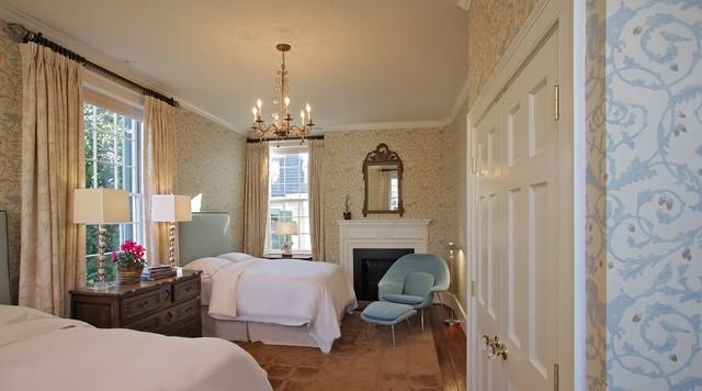 Of Historic Home In Alexandria Virginia Traditional Bedroom