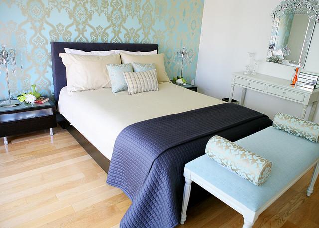 Rezen - Master Bedroom contemporary-bedroom