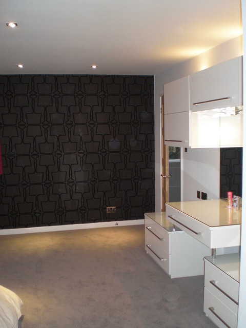 Richard 39 S Interior Design Scarcroft Leeds Uk Contemporary Bedroom Other By Via Interiors