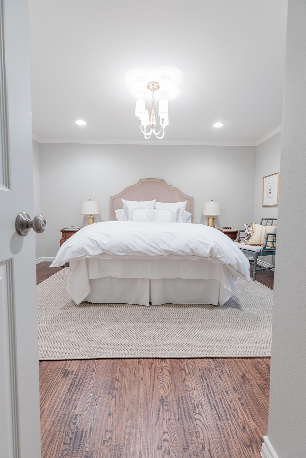 Richardson Guest Bedroom and Bathroom