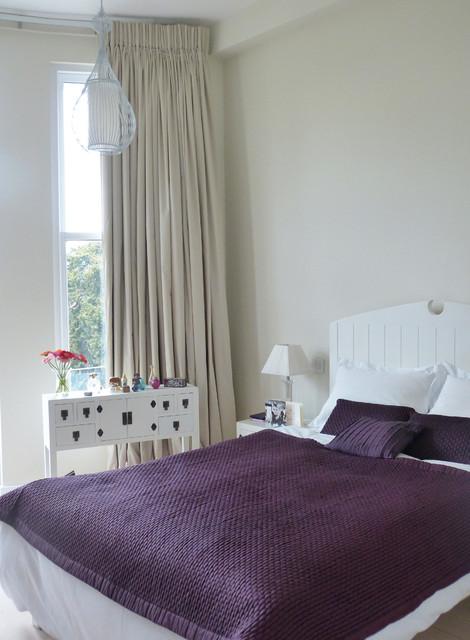 Richmond Hill Surrey Uk Contemporary Bedroom