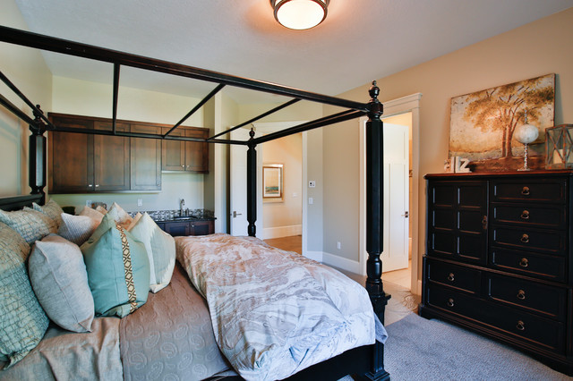 Rideout Residence transitional-bedroom