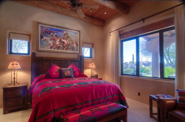 Rio Verde Home 1 traditional-bedroom