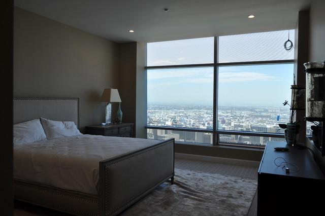 Ritz Carlton Penthouse contemporary-bedroom