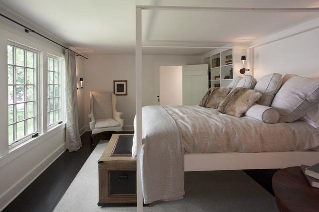 River Road Cottage rustic-bedroom
