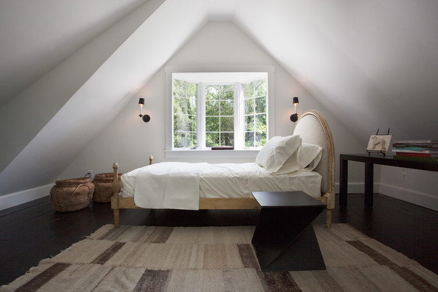 River Road Cottage contemporary bedroom