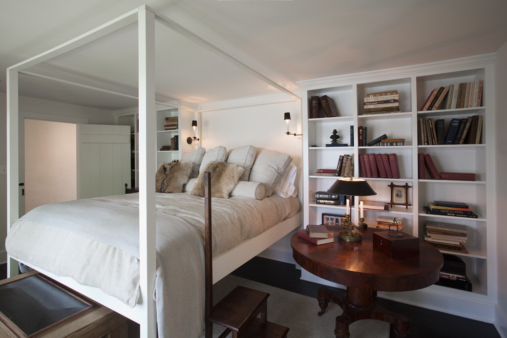 Inspiration for a country bedroom remodel in Philadelphia