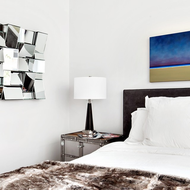 Riverdale Apartment - Contemporary - Bedroom - New York ...