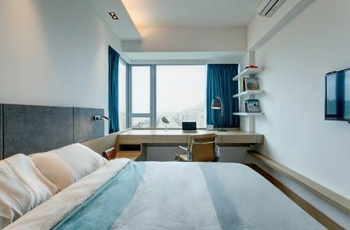 寝室に書斎2つのレイアウト&部屋の大きさ別インテリア30選