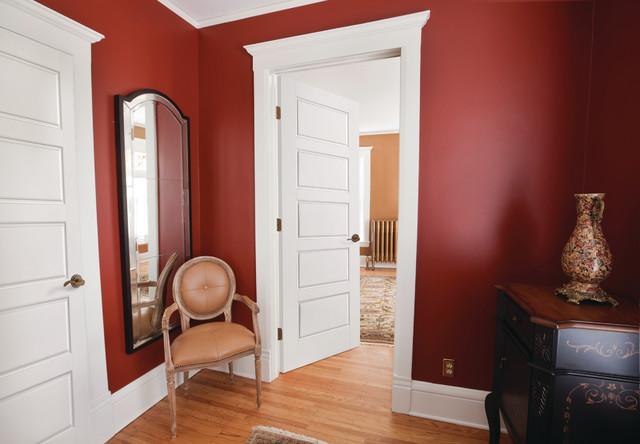 Riverside Interior Door Traditional Bedroom