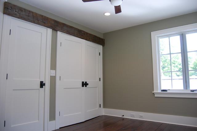 Riverton Custom Home traditional-bedroom