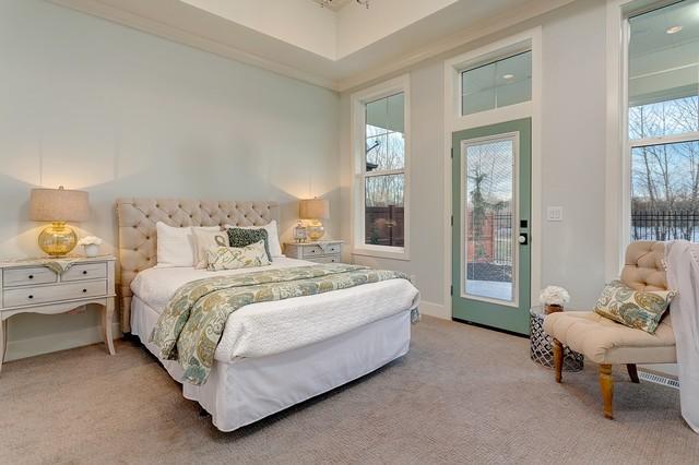 riverwalk classique chic chambre boise par clark co homes. Black Bedroom Furniture Sets. Home Design Ideas