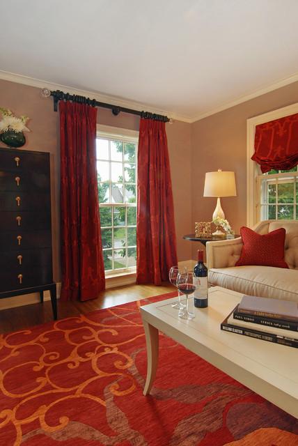 Rochester Residence Master Bedroom 3 contemporary-bedroom