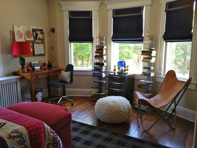 Rockville Centre transitional-bedroom