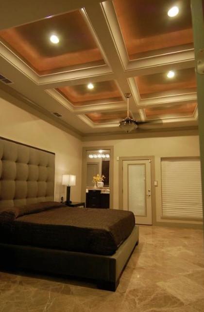 Rojas House modern-bedroom