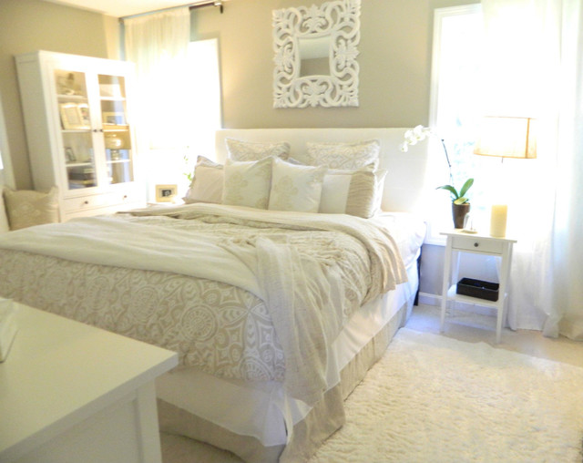 And Peaceful Master Bedroom Traditional