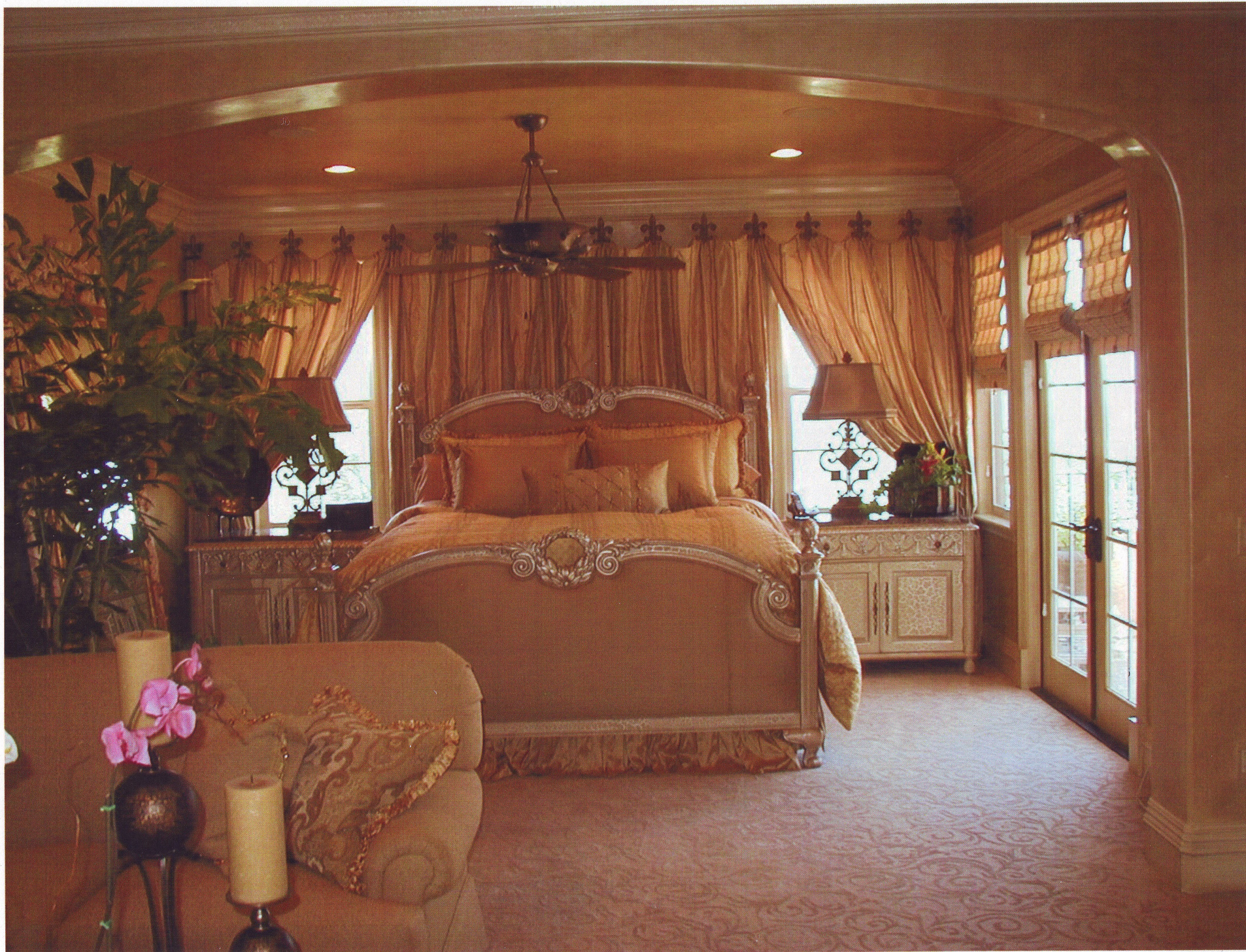 Romantic Bedroom Photos Houzz