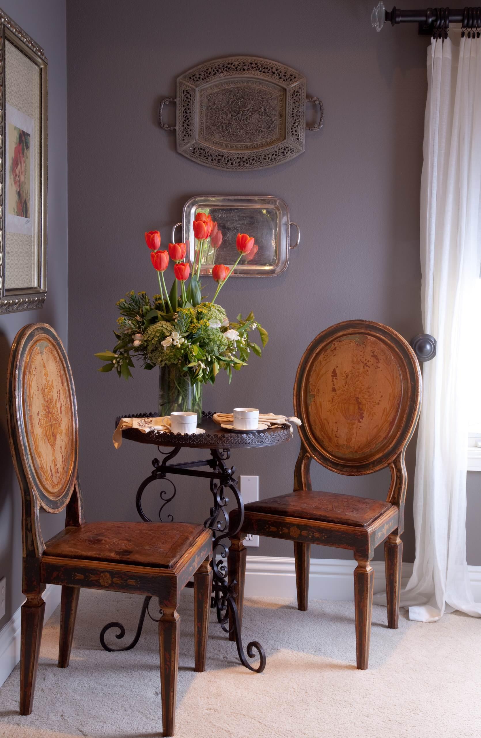 Romantic Guest Suite for Vicki Gunvalson of the RHOC