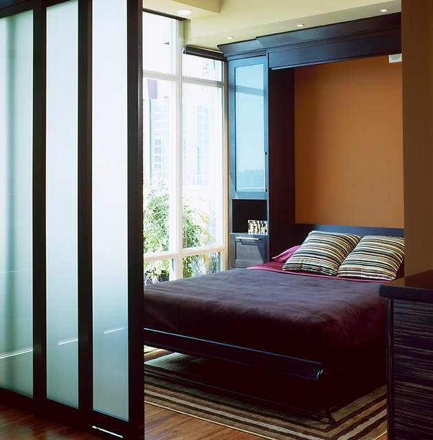 Room Dividers - Asian - Bedroom - Vancouver - by The Sliding ...
