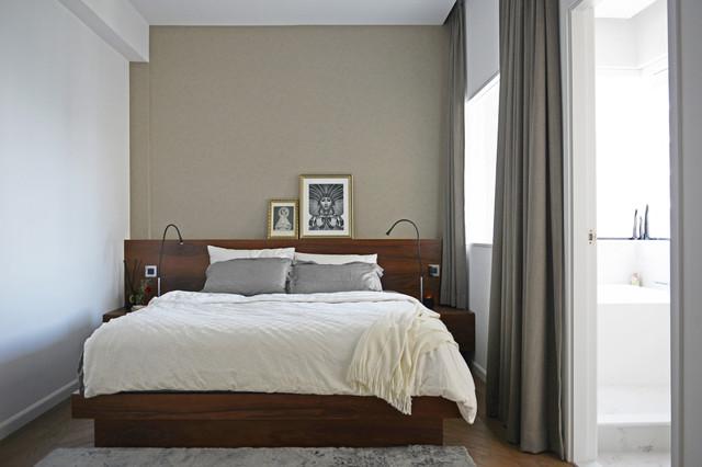 ROSE Contemporary Bedroom hong