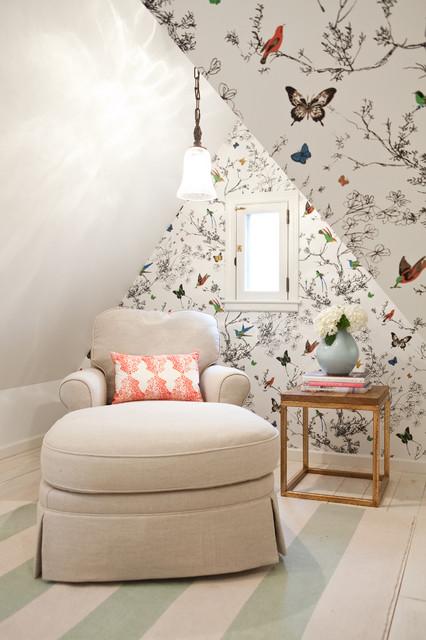 Rosedale Attic Bedroom transitional-bedroom