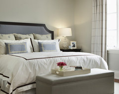 Rosedale Residence contemporary bedroom