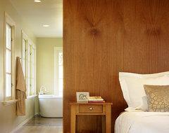 Ross Circle Resdience modern-bedroom