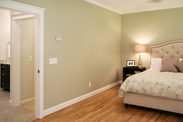Roswell 2nd Story Addition Master Bedroom Bathroom Traditional Bedroom Atlanta By