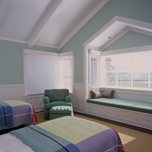 Rothenberg Residence traditional-bedroom
