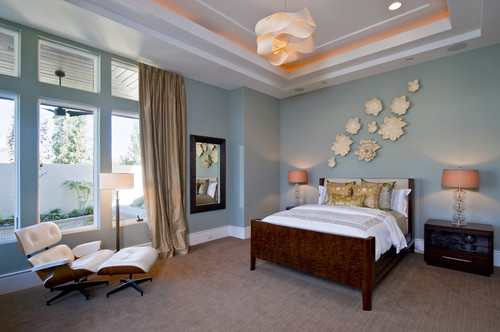 Ceiling Decorations Add Molding Wallpaper Or Paint Your Ceiling
