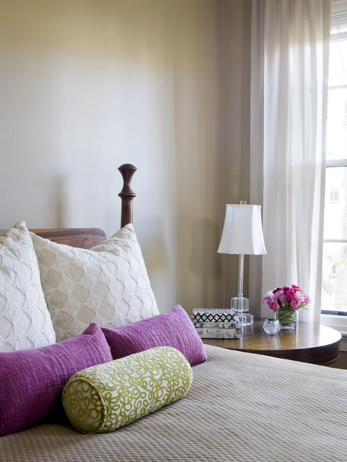 Row House Interiors Bedroom Detail