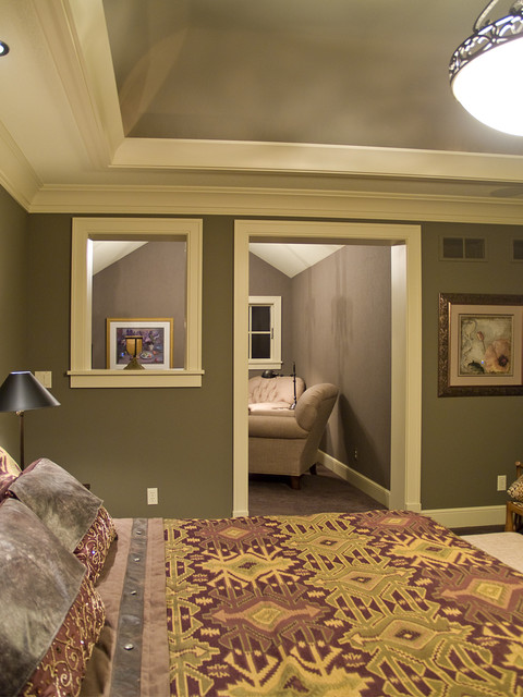 Royal Oaks Design, Inc. traditional-bedroom