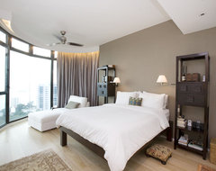 Royalton - A Perfect Blend of Classic and Contemporary Design contemporary-bedroom
